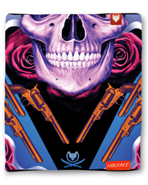 szablon NECK_Skull&Guns