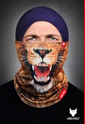 NECK_GOLD LION